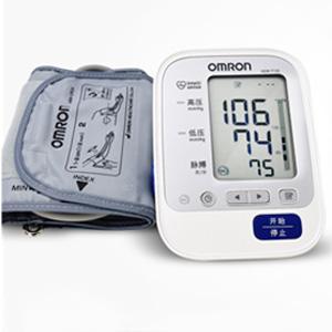 OMRON欧姆龙 上臂式电子血圧计 HEM-7130