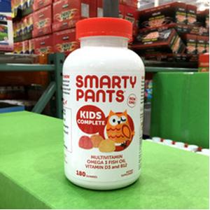 SmartyPants 儿童多种复合维生素软糖120颗