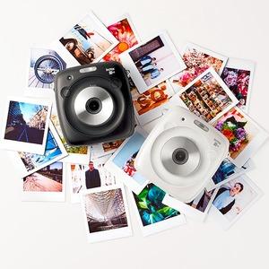 革新突破:新品 Fujifilm富士 instax SQ10 数码相机 拍立得