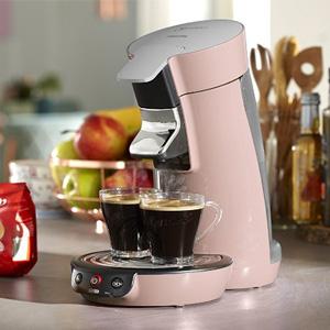 Philips飞利浦 Senseo Viva 全自动咖啡机 两色