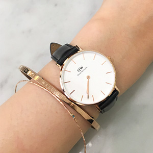 Daniel Wellington丹尼尔·惠灵顿 DW00100174 女士时装腕表