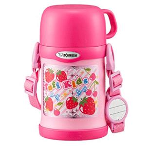 ZOJIRUSHI象印SC-ZT45儿童保温杯 粉色