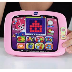 两件包邮包税!Vtech伟易达 儿童触屏平板电脑玩具