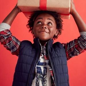 换码继续!Gymboree金宝贝美国官网圣诞购物季无门槛8折
