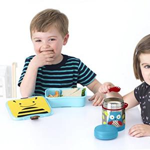 Skip Hop动物园系列 儿童午餐盒/零食盒 两款可选