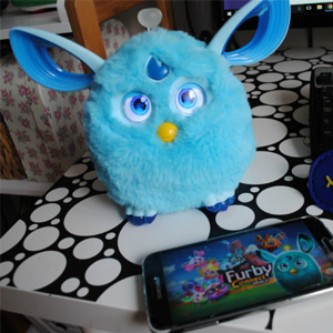 补货!Furby Connect菲比精灵 电子宠物玩具