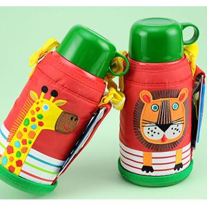 TIGER虎牌 MBJ-C06C 儿童保温杯狮子杯 600ml +凑单品