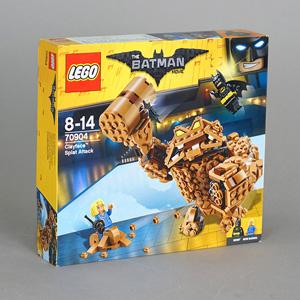LEGO 乐高 蝙蝠侠大电影 70904 泥面人的泥巴袭击