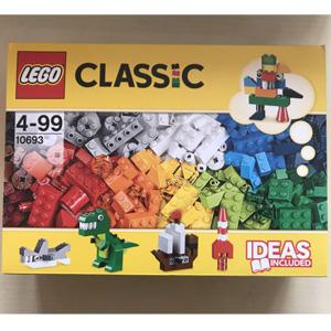 LEGO乐高 经典创意系列 积木早教益智拼接玩具 10693