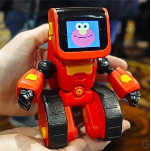 降价!WowWee Elmoji 幼教机器人