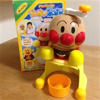 面包超人 儿童手动式刨冰机自制冰沙玩具