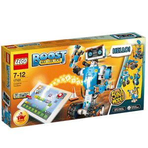 LEGO乐高 Boost 2017 机器人17101