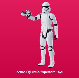 ToysRUs玩具反斗城额外8折促销