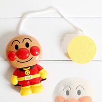 新版面包超人 可挂式音乐发声玩具 宝宝安抚玩具
