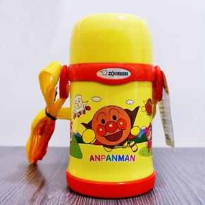 补货!ZOJIRUSHI象印 面包超人儿童保温杯 SC-LG45A黄胖子