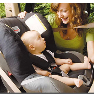 Britax百代适 First Class Plus 头等舱白金版儿童安全座椅