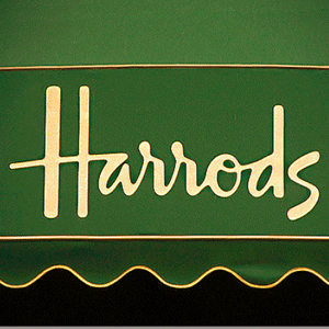 Harrods百货本周五额外9折再来