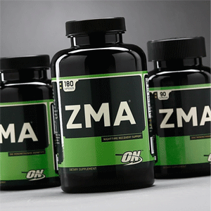 Optimum Nutrition ZMA 锌镁力复合营养胶囊180粒*2瓶