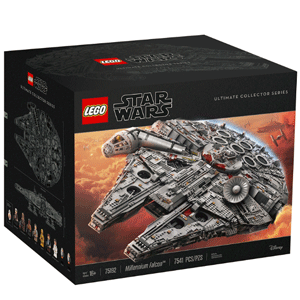 《小欢喜》同款LEGO 星战新千年隼75192