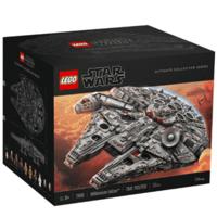 降价!LEGO 星战系列 终极收藏版新千年隼75192《小欢喜同款》
