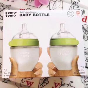 Comotomo可么多么 奶瓶两只装 150ml 2个装