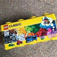 LEGO乐高 基础系列 创意拼砌桶 10696