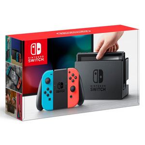 2017款 Nintendo 任天堂 SWITCH 游戏机 两色可选