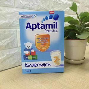 补货!Aptamil爱他美 幼儿配方奶粉2+ 600g*5盒装