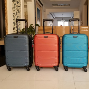 Samsonite新秀丽 Omni 20寸拉杆旅行箱 橙色