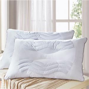 罗莱家纺 全棉面料草本插袋 决明子荞麦呵护枕 两只装