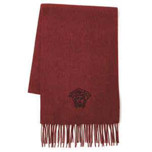 VERSACE Medusa Wool Scarf羊毛围巾