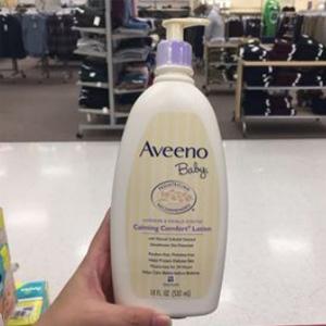 再降!AVEENO艾维诺 儿童润肤保湿乳液 532ml