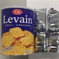YBC Levain纳贝斯克 香脆原味小麦发酵饼干 罐装 104枚