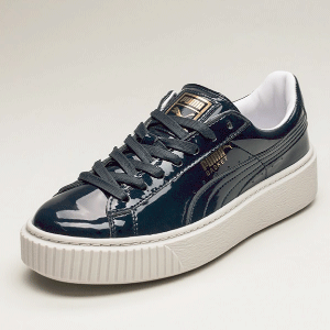 PUMA Basket Platform女士板鞋