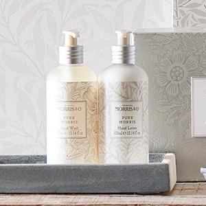 Morris & CO 洗手液护手霜套装 300ml*2瓶装