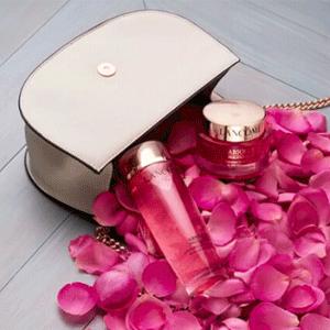 Lancome新款Absolue Precious玫瑰花水上新+送赠品