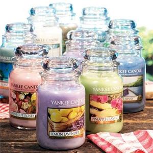 Yankee Candle扬基香薰无烟蜡烛 大瓶装 623g 多款可选