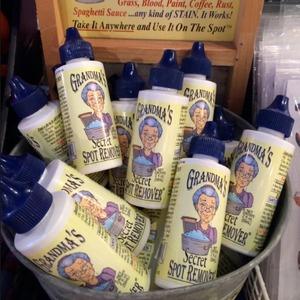 Grandma's Secret衣物去污剂 59ml*6瓶装