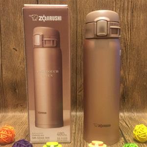 新款 ZOJIRUSHI象印 SM-SD48保温杯480ml 磨砂金
