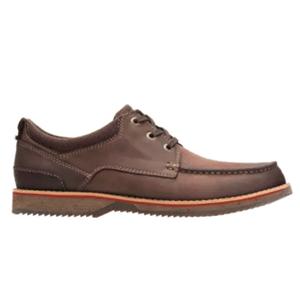 Clarks Katchur Edge 男皮鞋