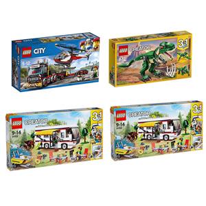 亚马逊中国 LEGO乐高玩具 一日特价专场 低至售价5折