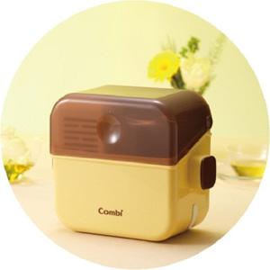 新低!Combi康贝 哺乳专用婴儿奶瓶奶具消毒盒 洗涤器