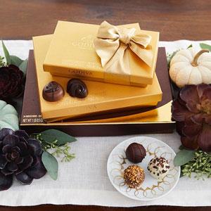 Godiva歌帝梵官网精选巧克力礼盒低至3折促销