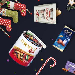 德国BA保镖药房现有零食巧克力专场满58欧减5欧促销