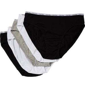 Calvin Klein 女士弹力棉内裤5条装