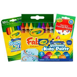 Crayola绘儿乐 儿童绘画套装
