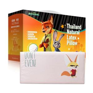 TAIPATEX 疯狂动物城系列 天然乳胶儿童睡枕