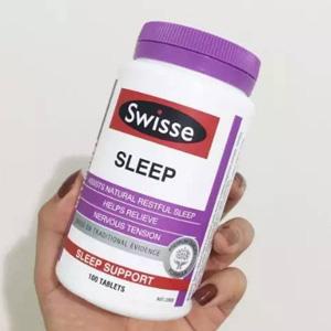 Swisse 助眠片 改善失眠 100片