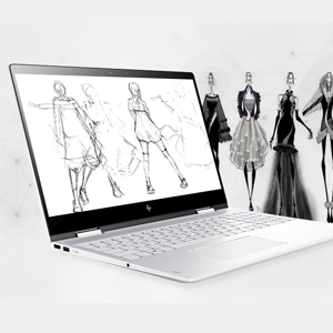 HP惠普 ENVY 薄锐x360 15.6变形本(i5-8250U/8G/256GSSD/触控屏)