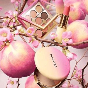 ND有MAC 2018春节蜜桃限量彩妆上市